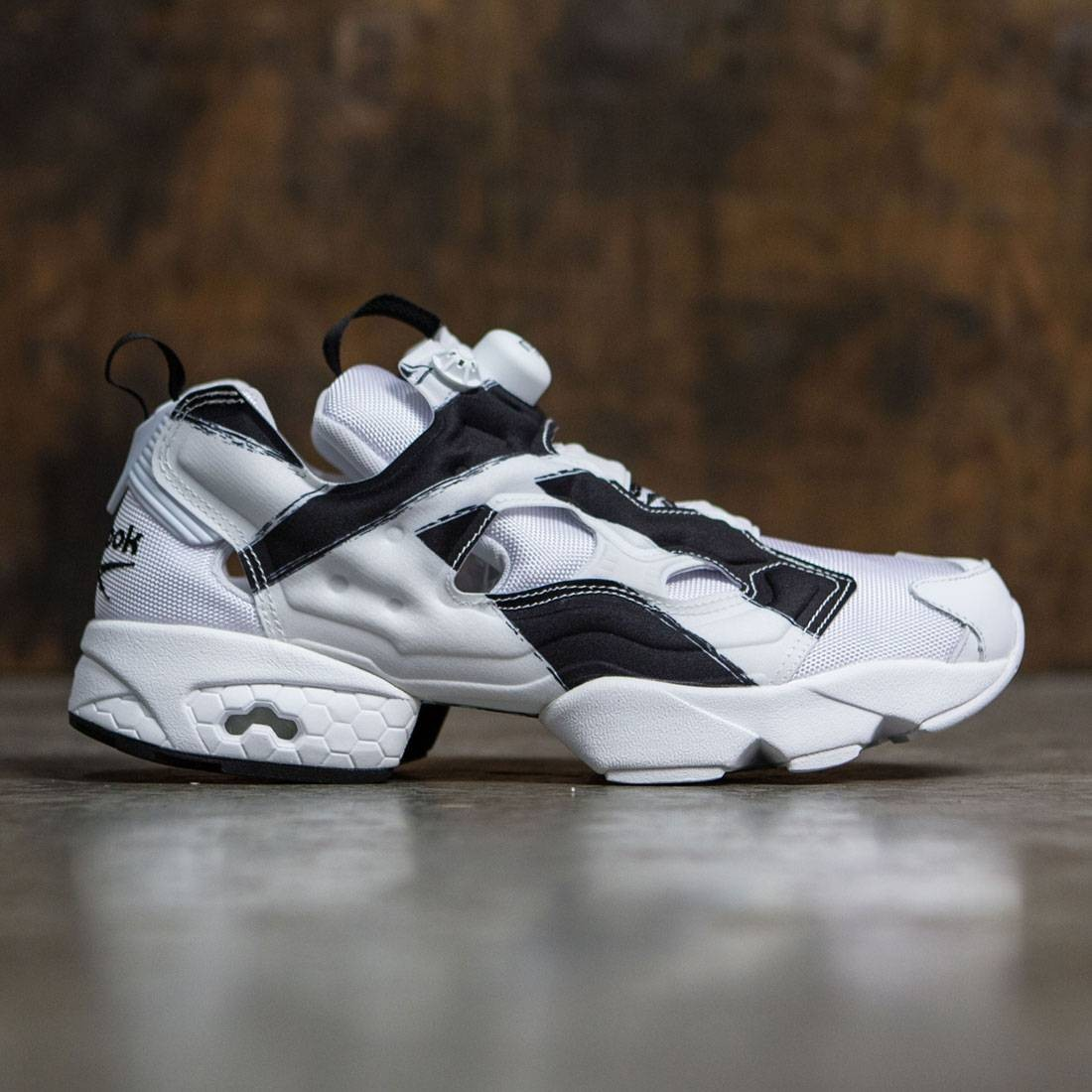 Reebok Men InstaPump Fury Overbranded (white / black)