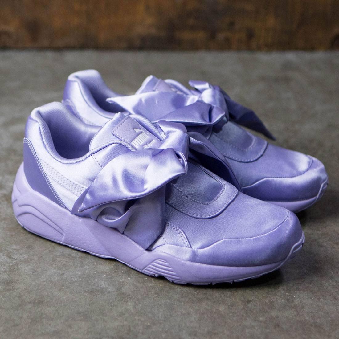 puma fenty purple