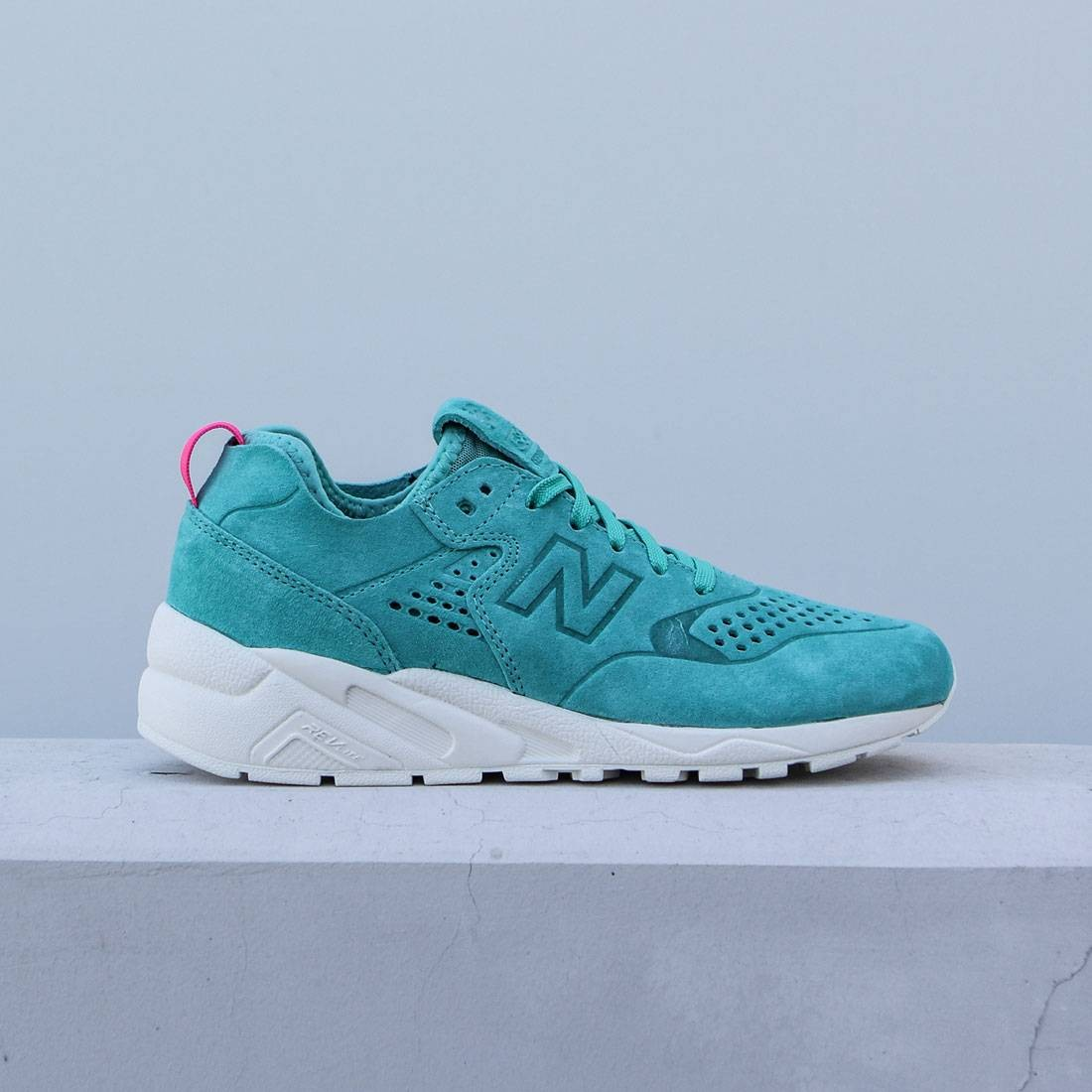 New Balance Women 580 Deconstructed WRT580DT (green / reef / pink)