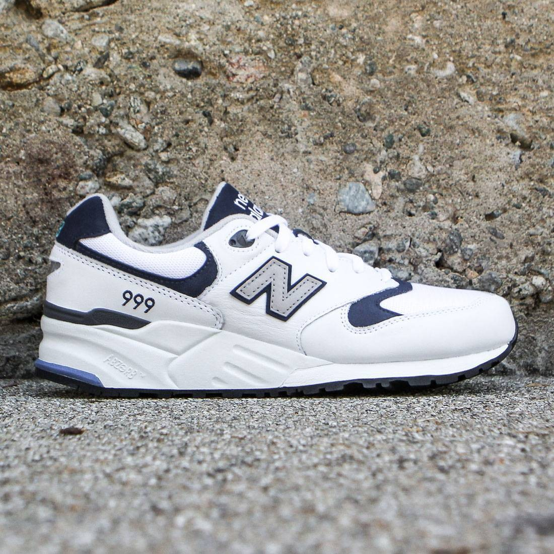 New Balance Men 999 90s Running ML999LUC (white / navy)