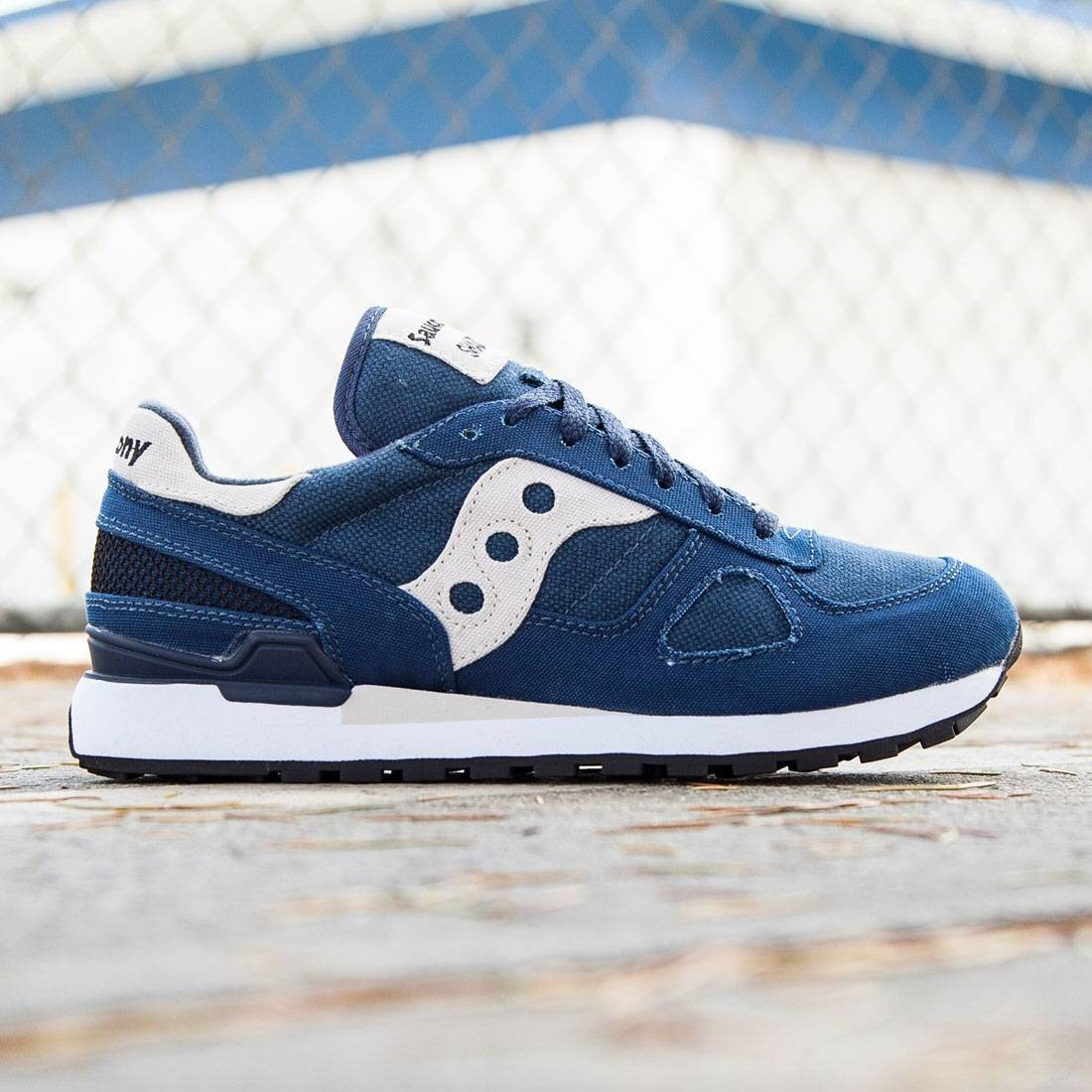 Saucony Men Shadow Original Vegan (navy)
