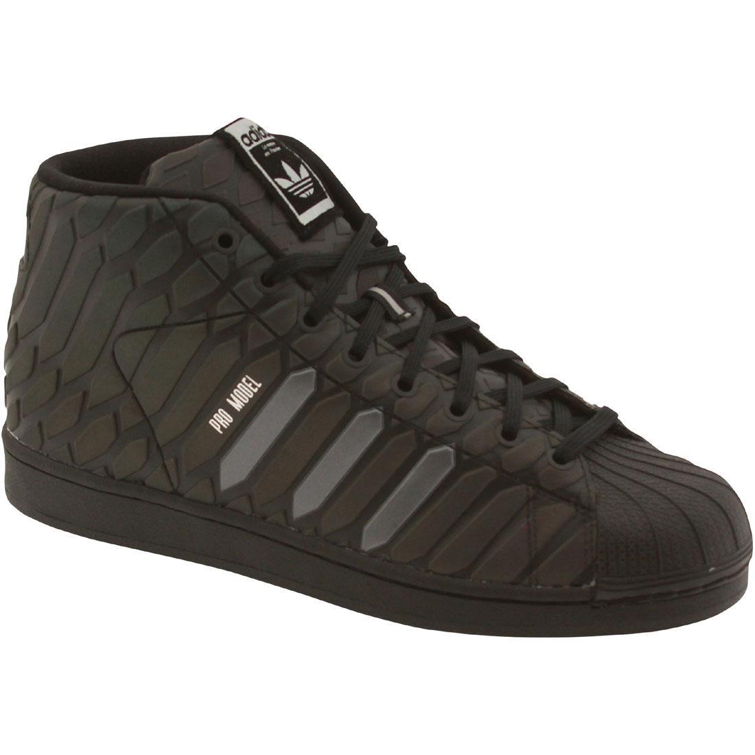 Adidas Men Pro Model - Xeno Reflective (black / supplier colour / running  white)