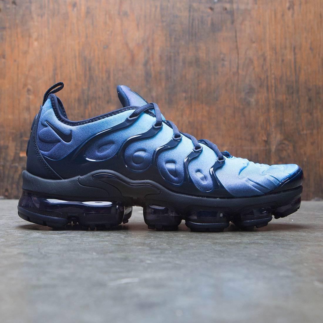 Nike Vapormax Blue Black