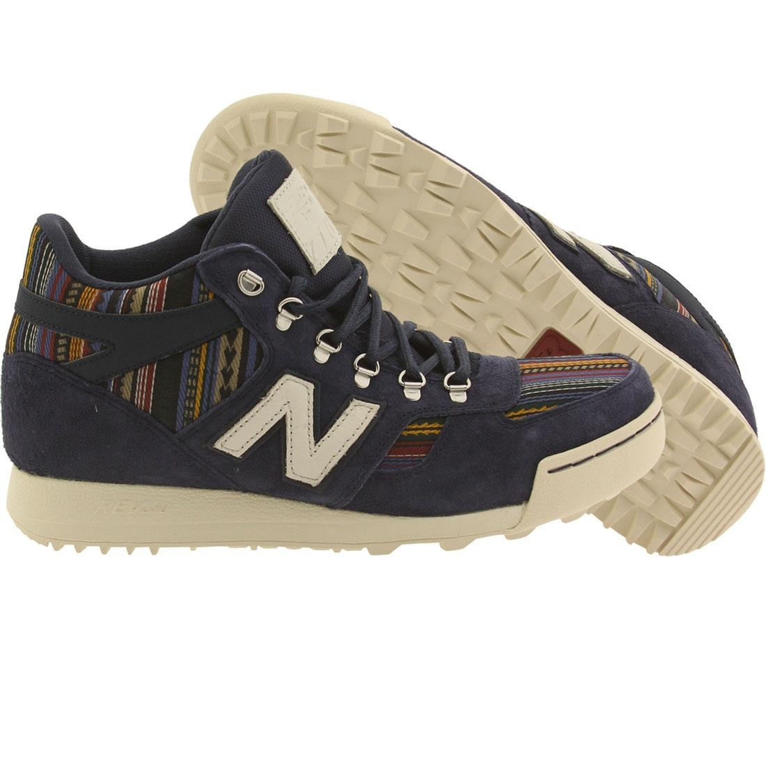 New Balance HRL710BU Men Navy/White/Print Shoes