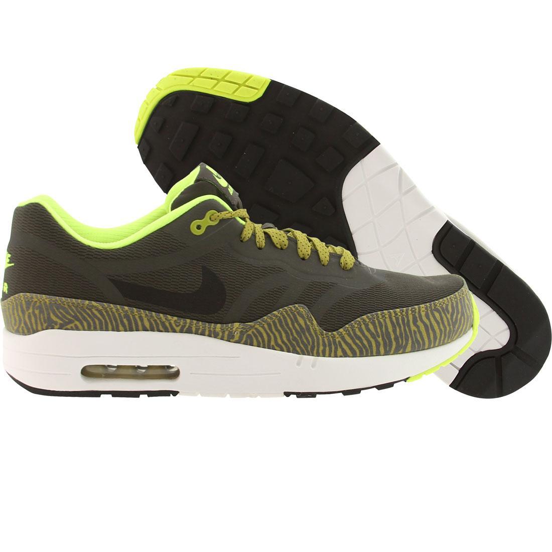 599514-007 Nike Men Air Max / 1 Premium Tape (nwsprnt / Max schwarz / prcht gld / smmt w b55565