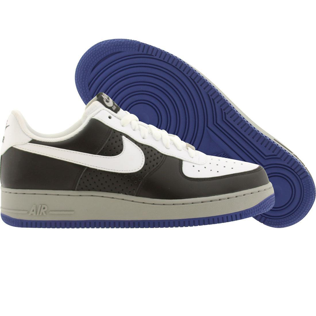 Buy nike air force 1 07 low white black > up to 39% Discounts