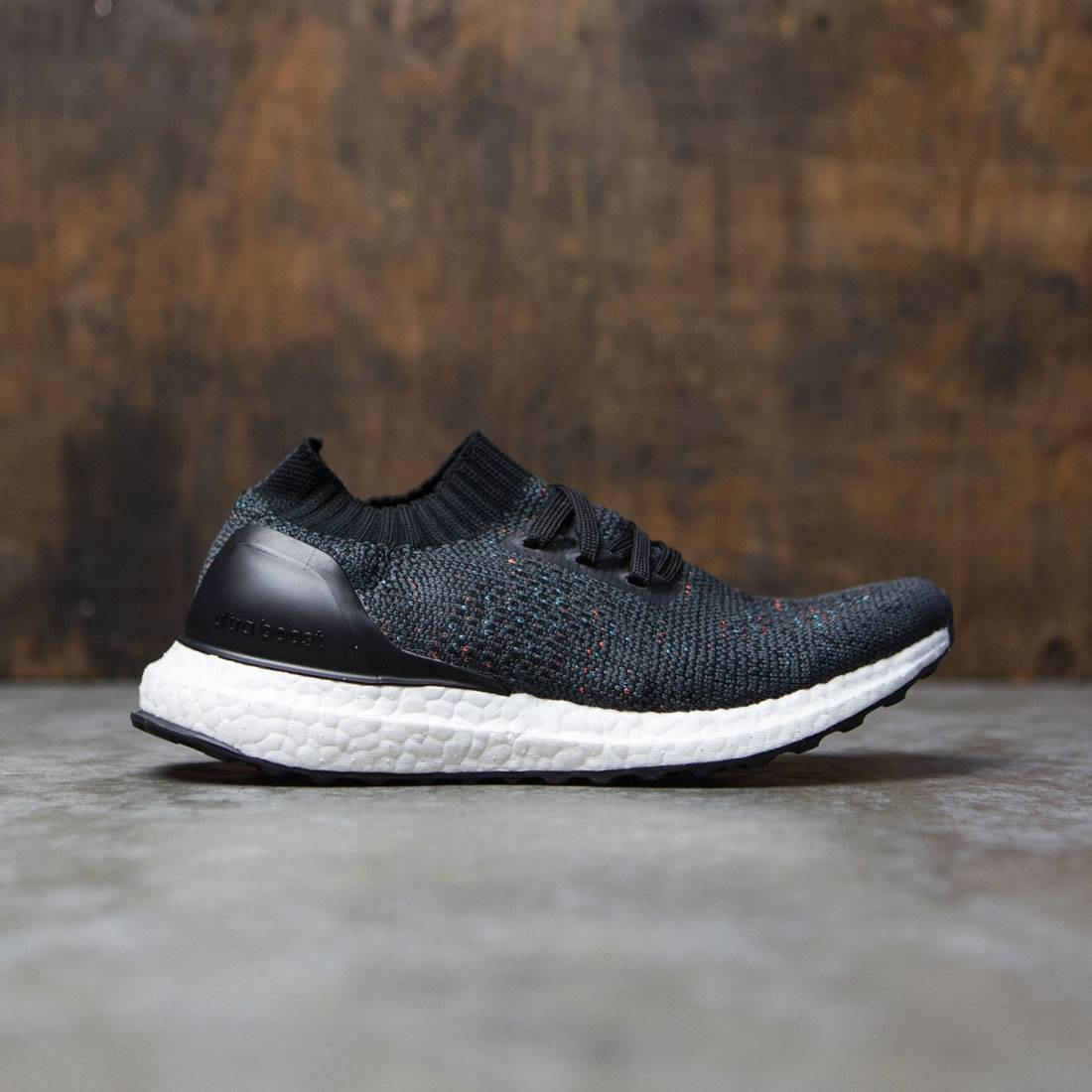 new products 28491 09f2d new zealand adidas ultra boost uncaged all black 87845 c2573