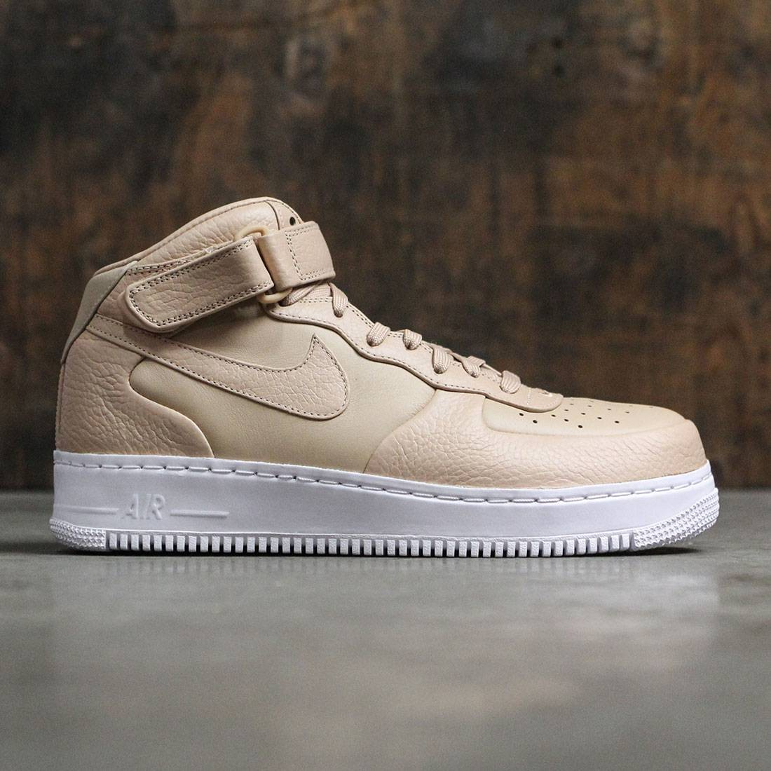 online retailer 3d728 73fd8 nike air force 1 mid vachetta tan