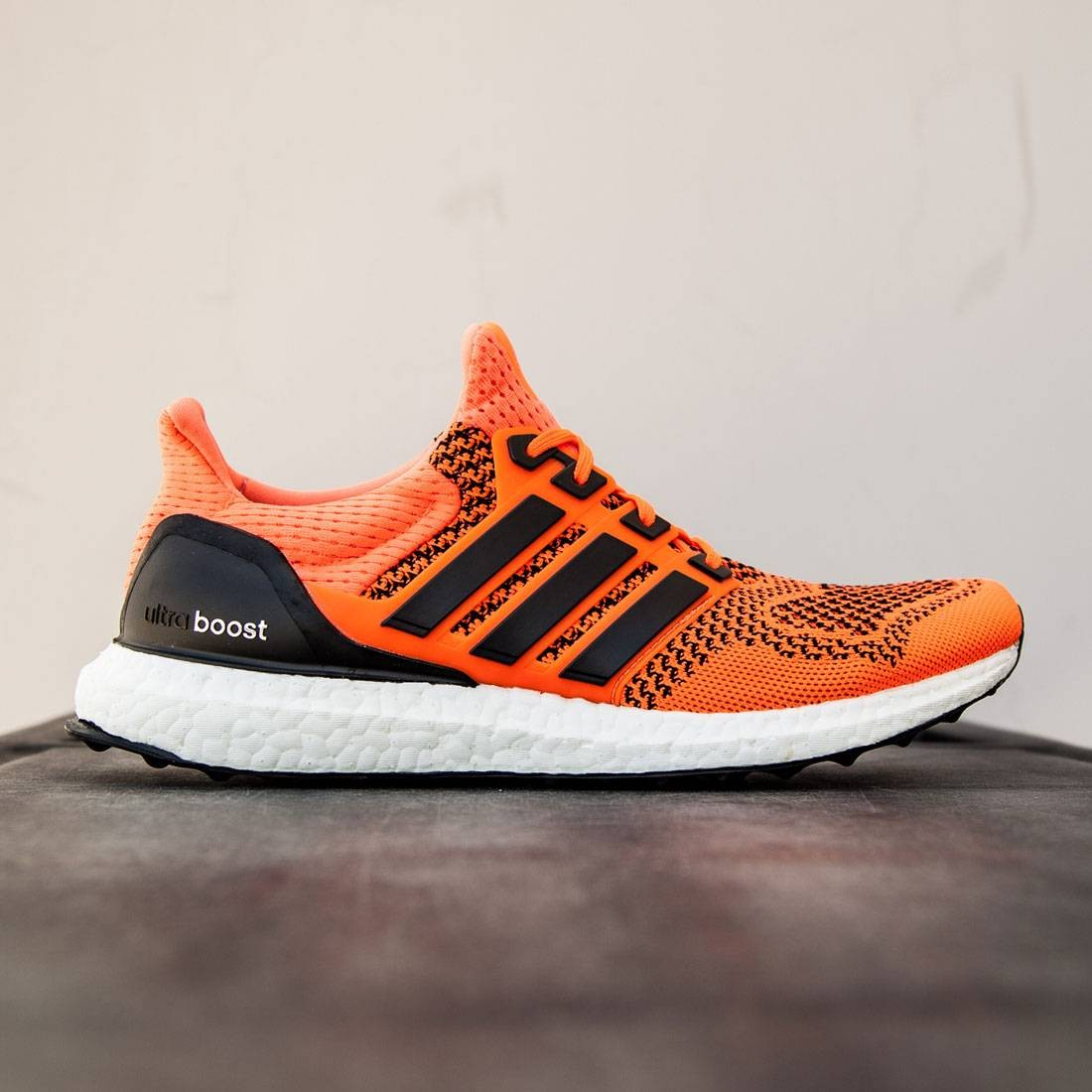 3211a035d7018 Adidas Men Ultra Boost (orange solar orange core black solar yellow) ...