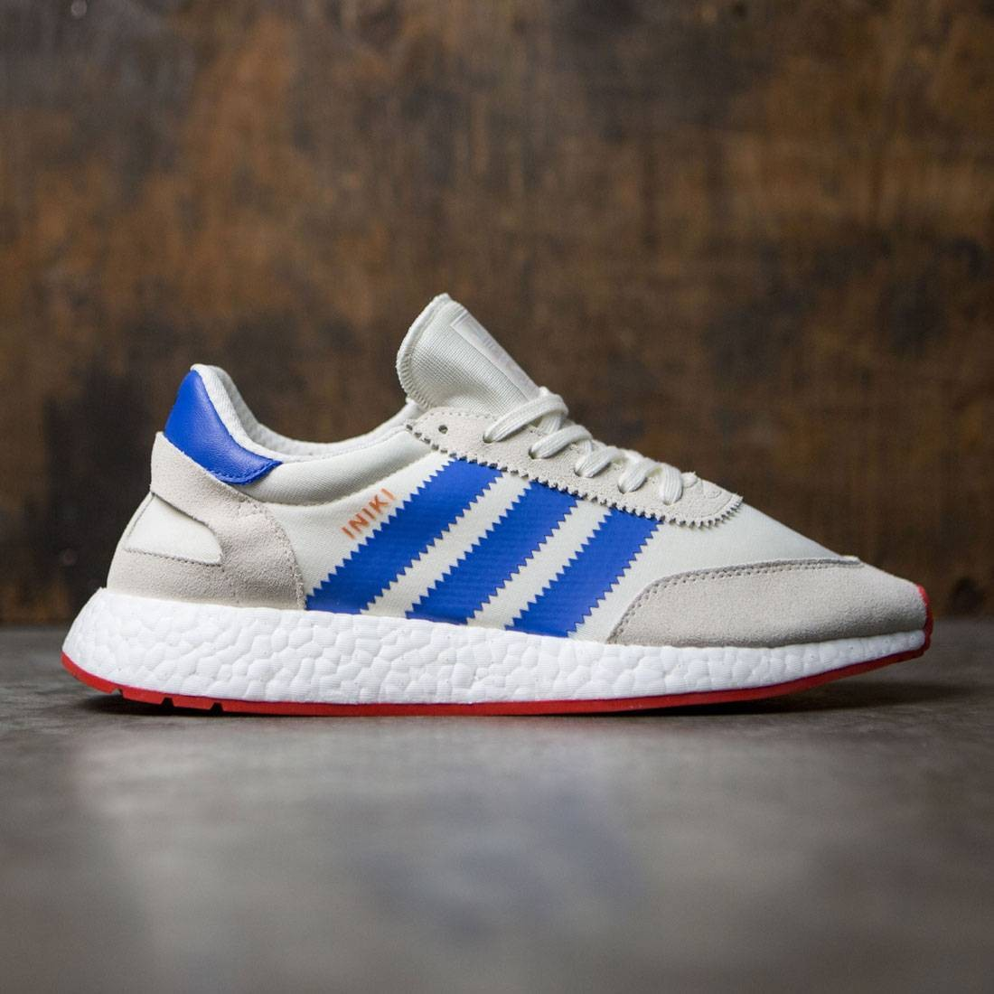 check out bf5a1 f46de Buy adidas white and blue  OFF62% Discounted