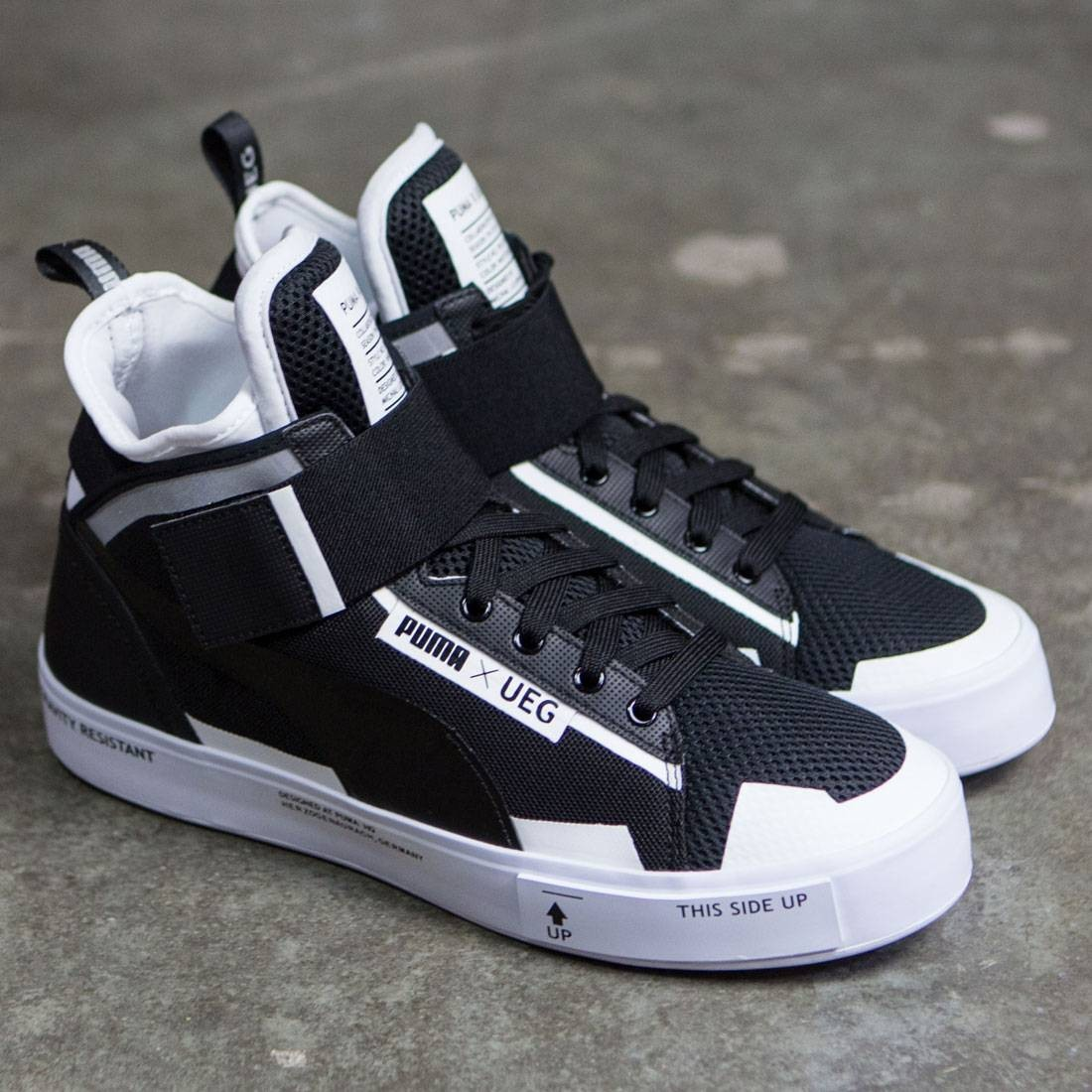 puma for, Puma Puma x UEG hi top sneakers Men Shoes,puma
