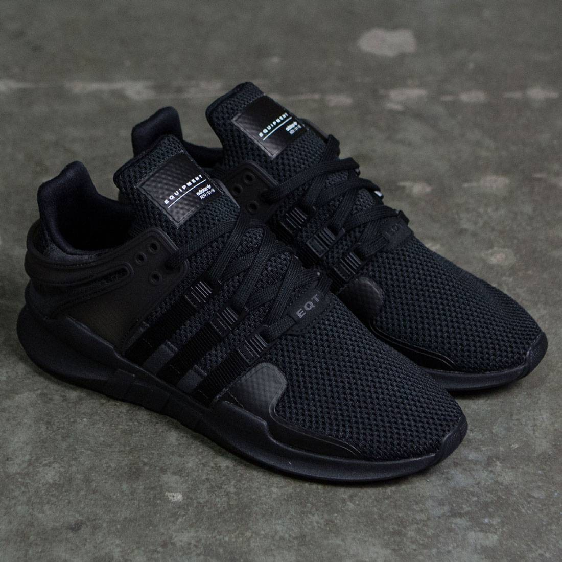 Adidas Men Equipment Support ADV black core black footwear ...