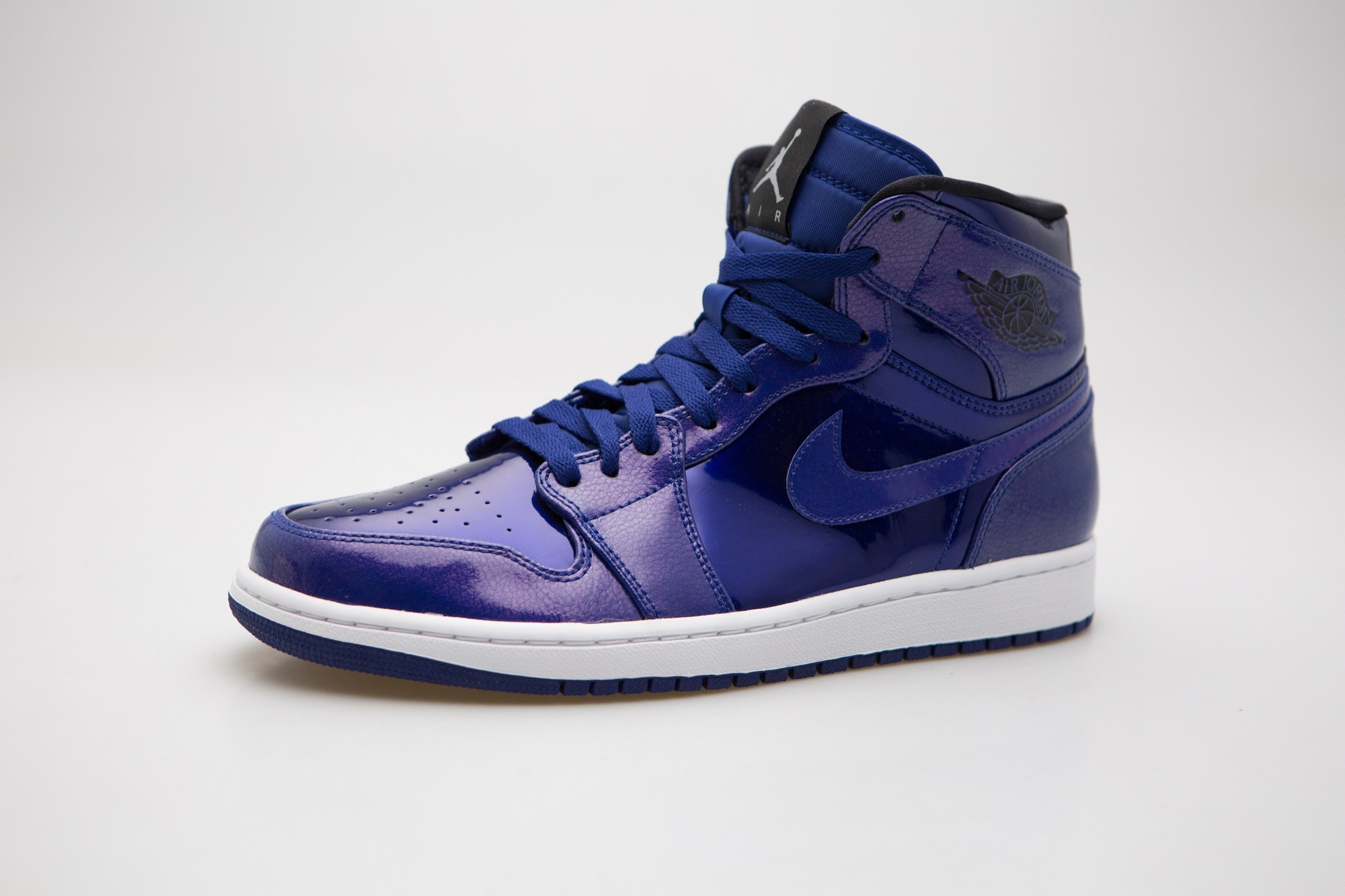ee5cff0b0a3361 332550-420 Air Jordan 1 Retro High Men Anti Gravity Patent Deep ...