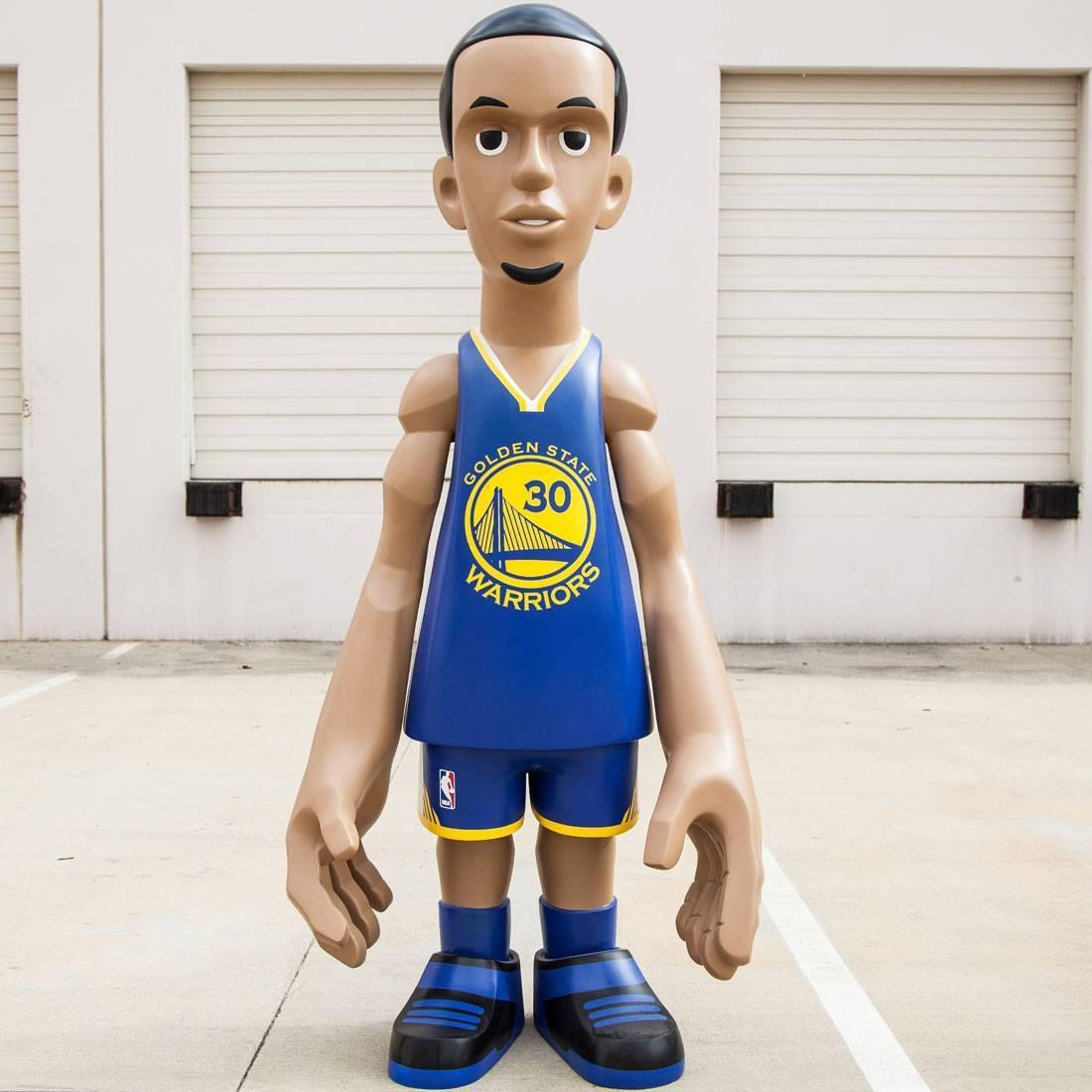 Houston Rockets X Golden State Warriors: MINDstyle X NBA Golden State Warriors Stephen Curry 7 Foot
