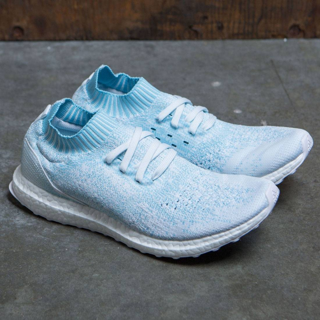 Adidas Men Ultraboost Uncaged Parley Blue Icey Blue