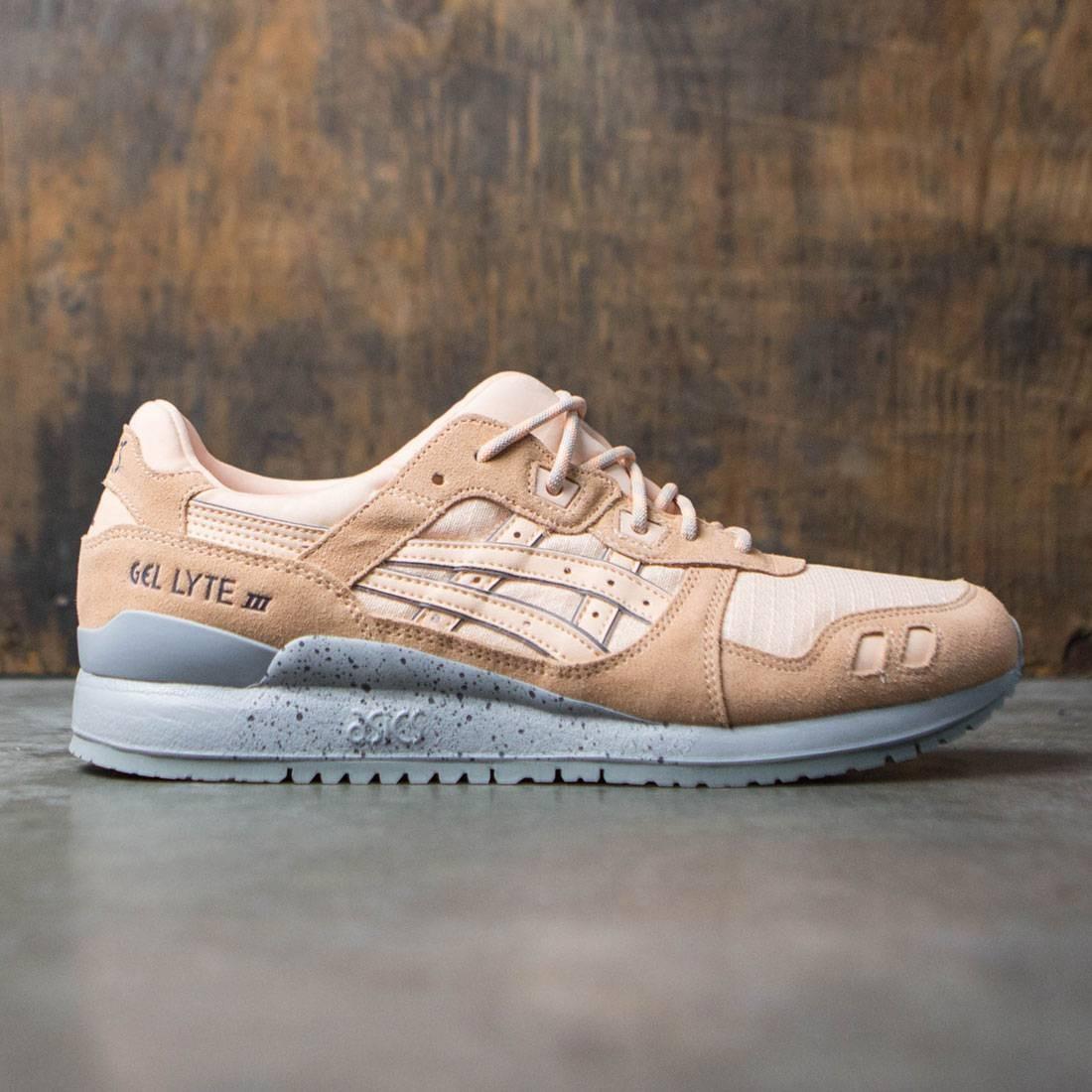 Lyte Whisper Asics Gel Basses Tiger Baskets Iii Pink 534jLRA