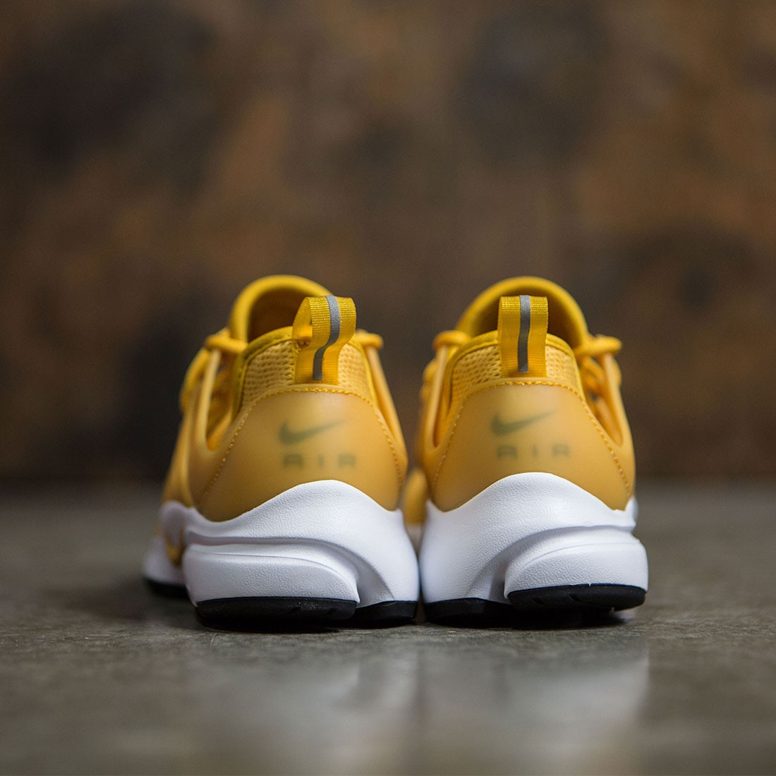 reputable site 5d9f8 81c39 coupon for nike air presto womens yellow gold 45081 b7ae2