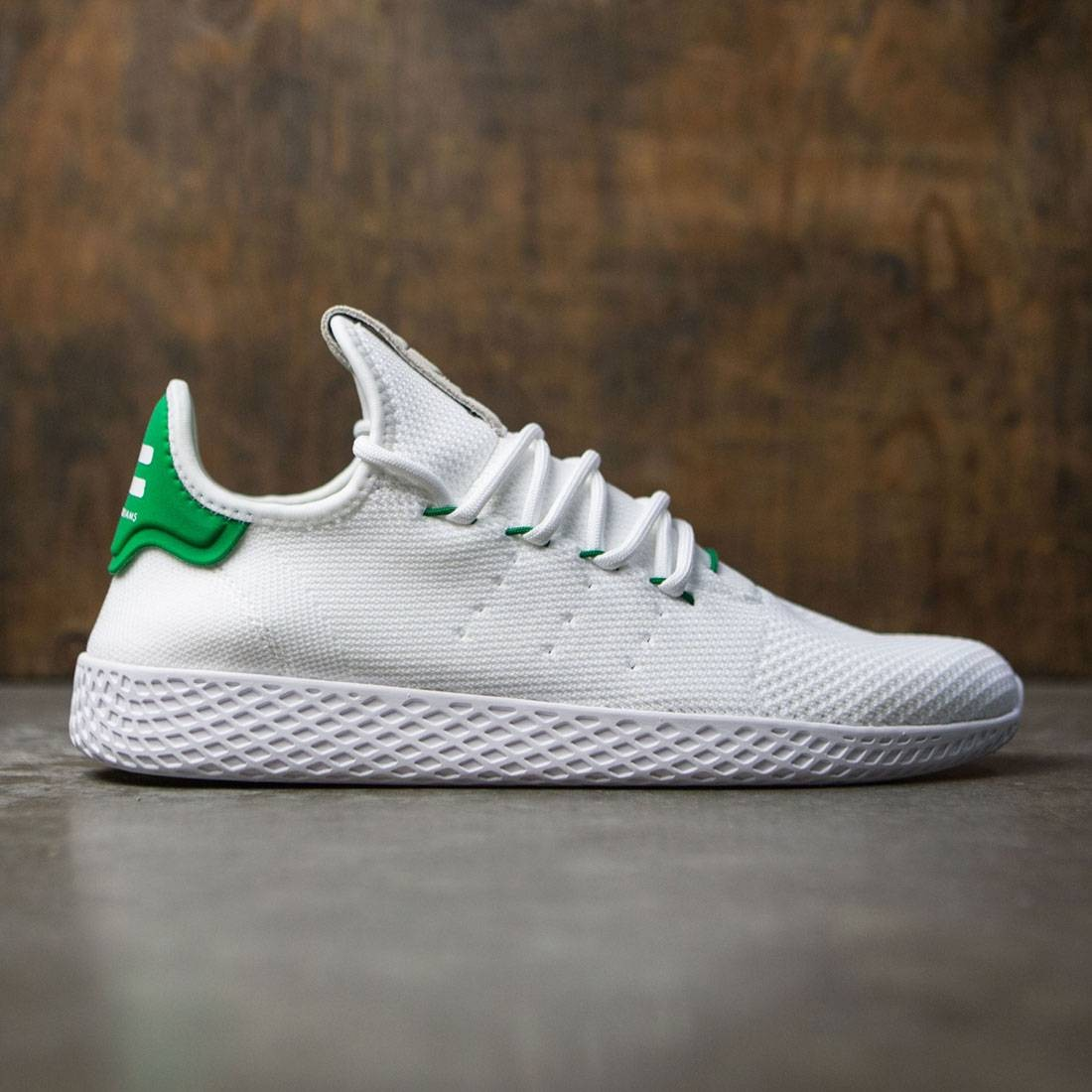 Adidas x Pharrell Williams Men Tennis HU white footwear ...