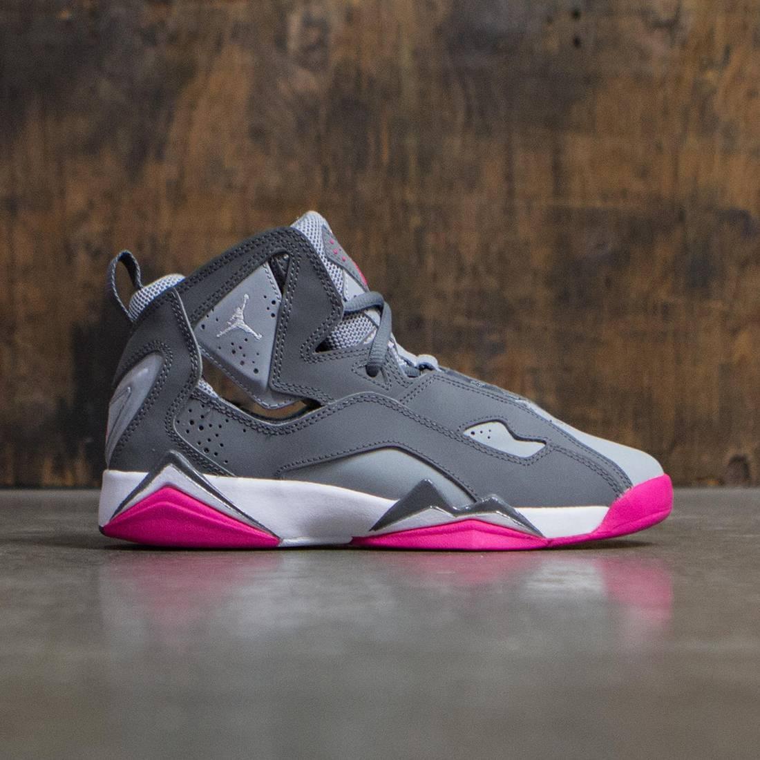 Pink N Gray Jordans Pink Lemonade Jordans Foot Locker  dba34795bcb2