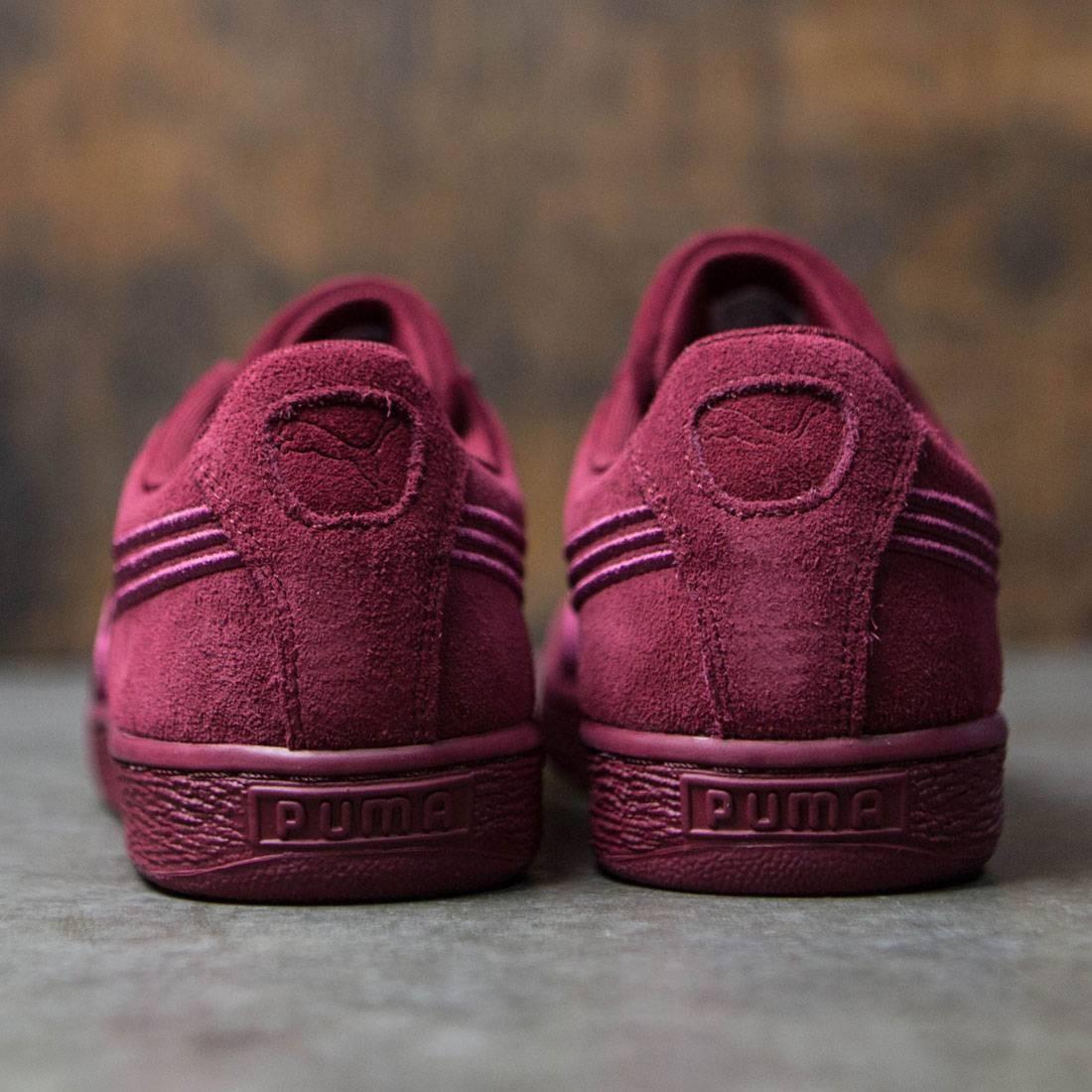 Burgundy SneakersSneakers Classic Suede Puma Classic Puma Puma Suede Burgundy Suede SneakersSneakers nkN8O0wZXP