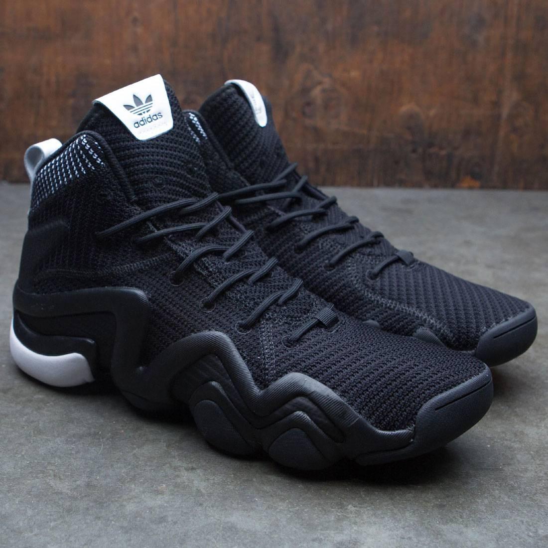 hot sale online 8adf5 d90c8 ... Adidas Men Crazy 8 ADV Primeknit (black core black footwear white) ...