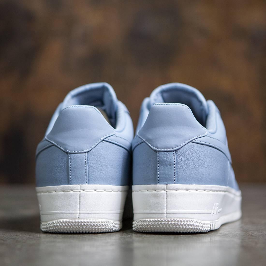 new style 812bf 17092 ... Nike Men Nikelab Air Force 1 Low (blue grey   blue grey-blue grey ...