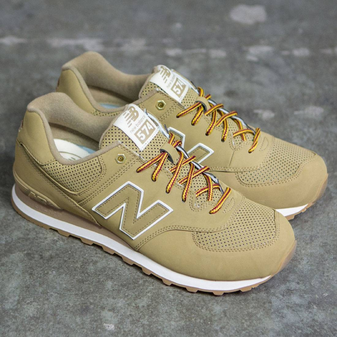 online store 24c9b aca57 new balance 574 outdoor linseed