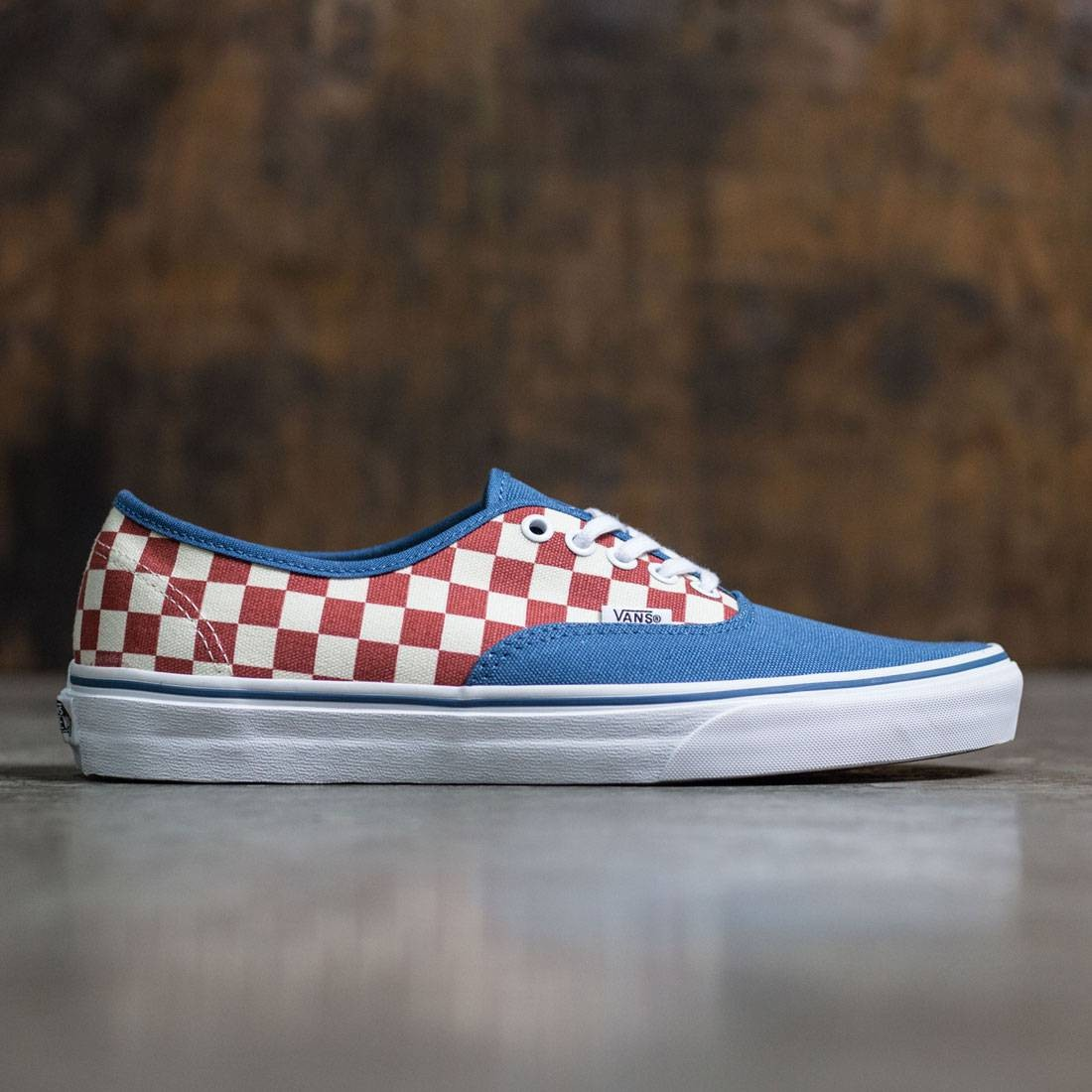 091c0e2381d Buy red and blue checkered vans