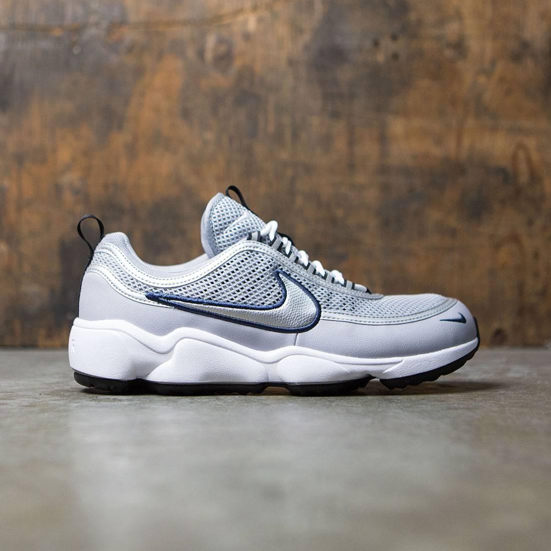 929dc7f416d2 ... Nike Women Air Zoom Spiridon (wolf grey metallic silver-black) ...