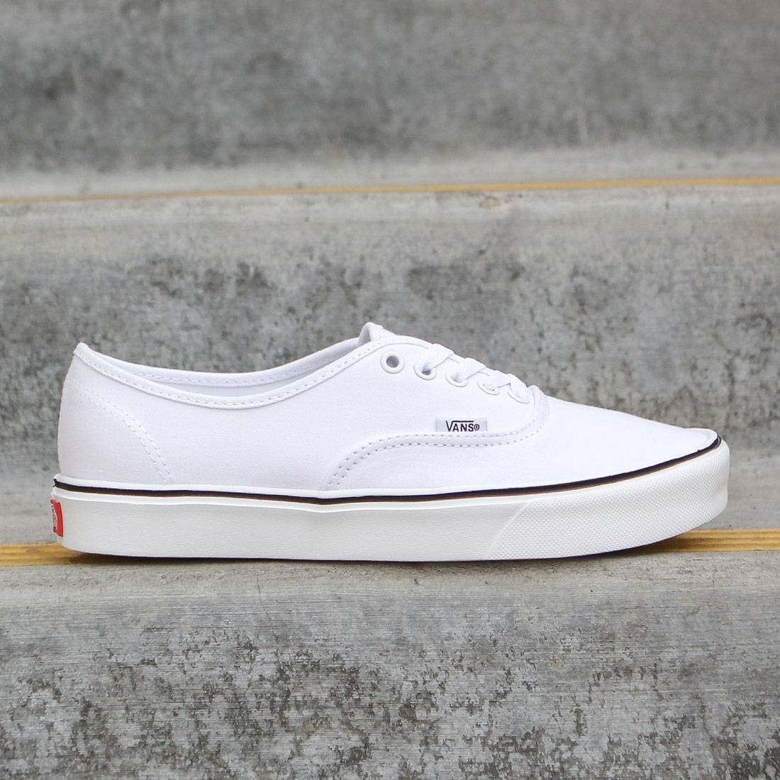 0a740e4260b853 Buy vans white canvas shoes - 63% OFF! Share discount