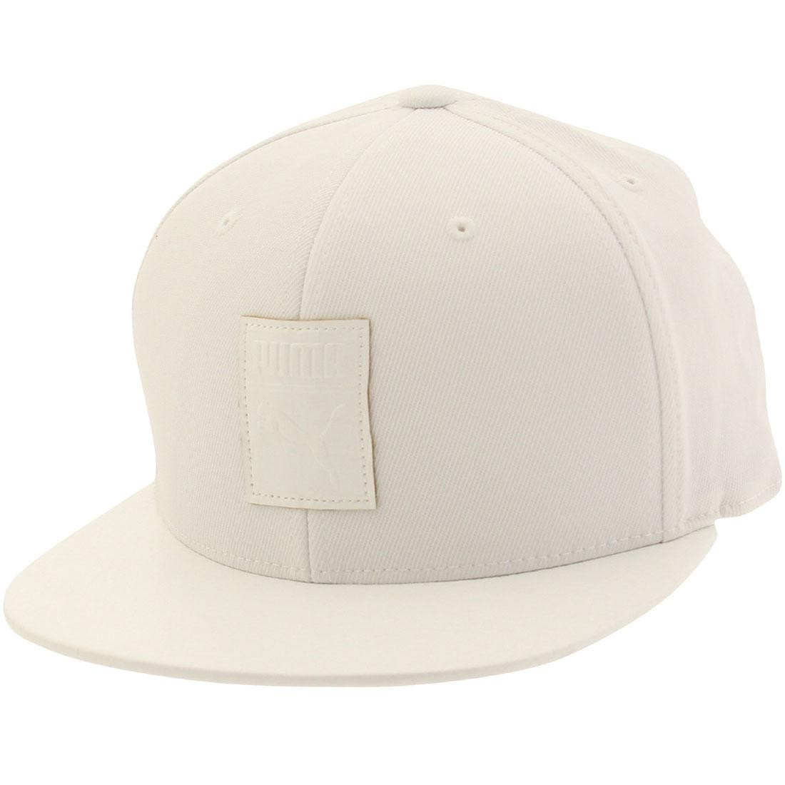 9aca073fb46 Puma Tactile 110 Snapback Cap white