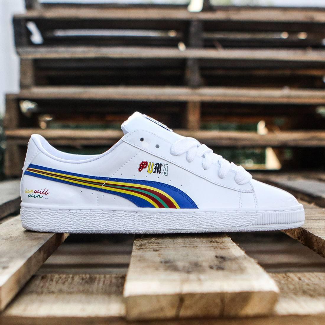 sports shoes 543fa 37a29 Puma Basket Dee And Ricky ukrainesolidarity.co.uk