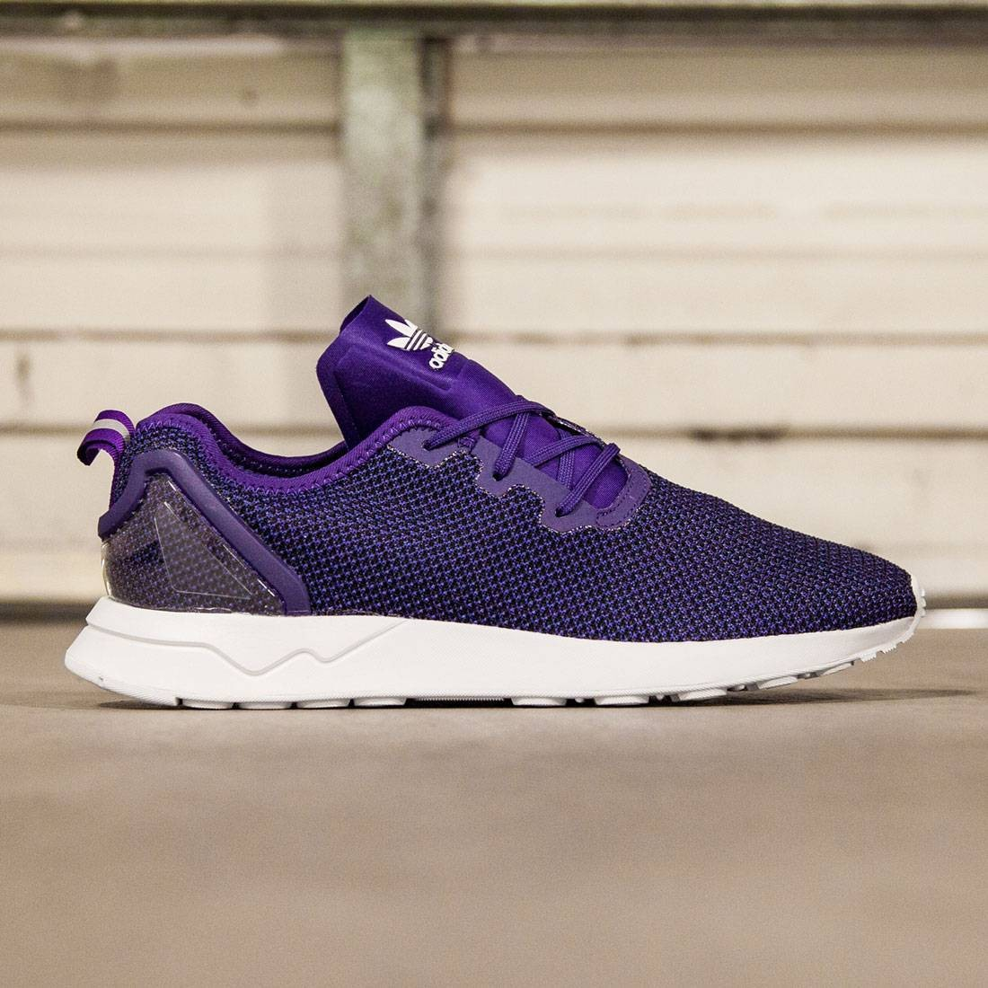 adidas zx flux mens purple