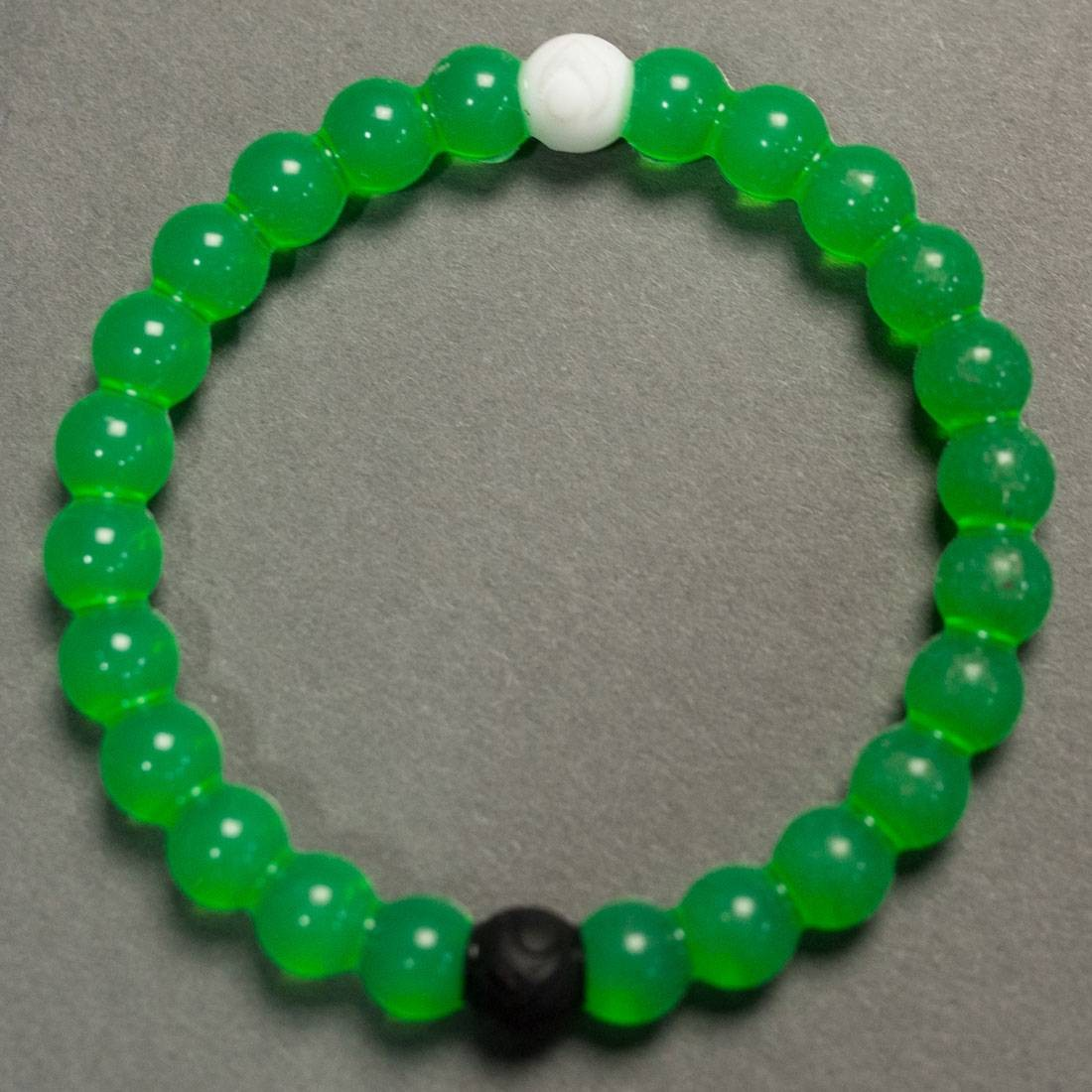 lokia bracelet lokai bracelet limited edition nature conservancy green 6318