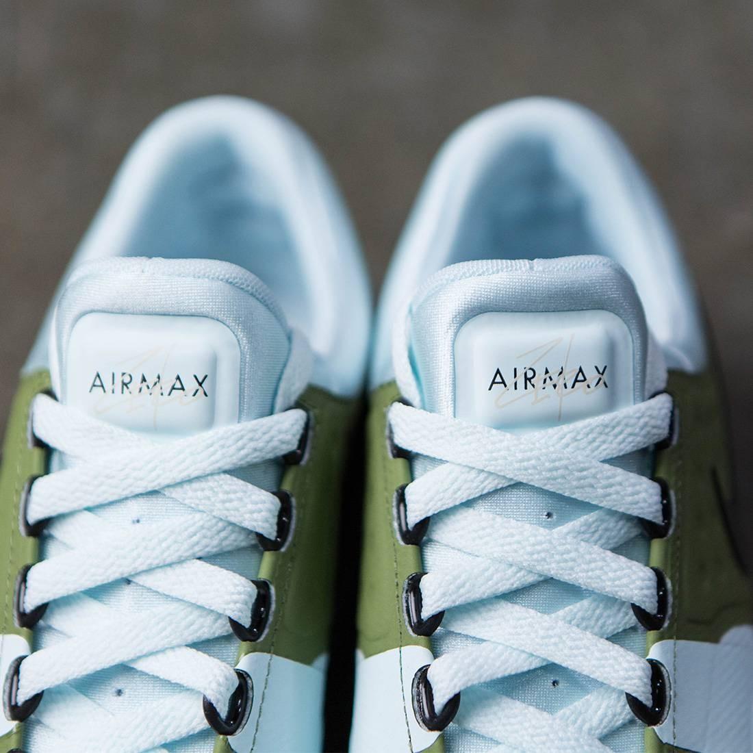 d54b2edc34 ... Nike Women Air Max Zero (glacier blue / black-ivory-palm green) ...