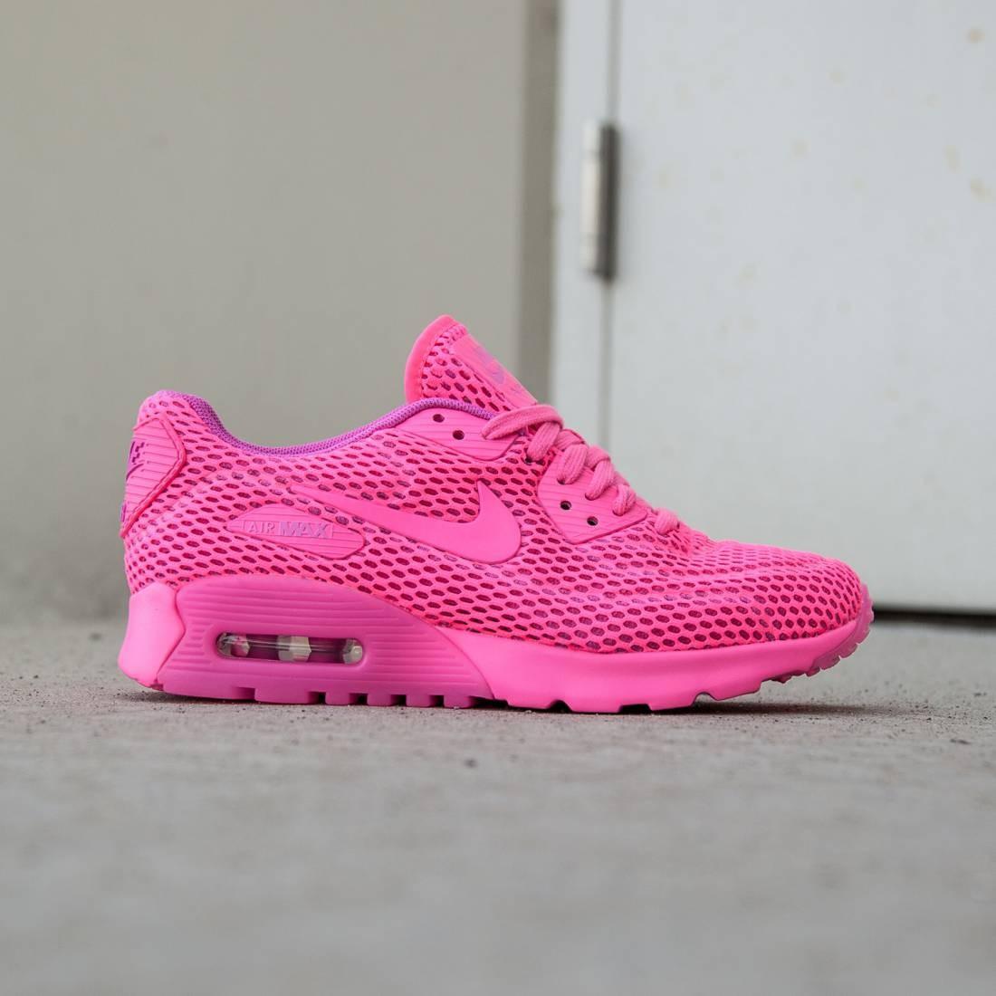 new concept 9beb0 8ea00 Nike Air Max 90 Ultra Breathe Pink vivoentertainments.co.uk