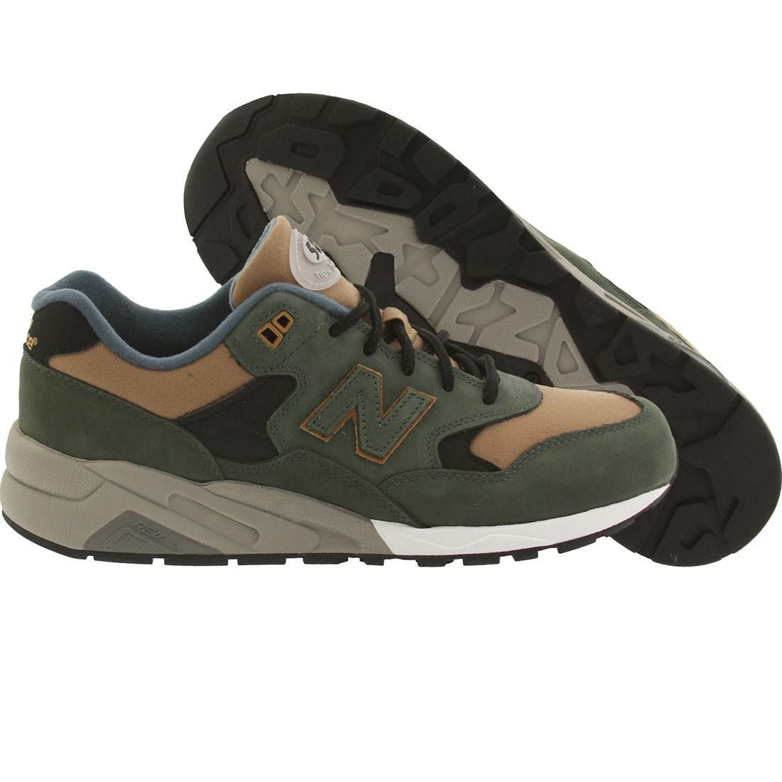 separation shoes a9d28 80f8c new balance 580 green
