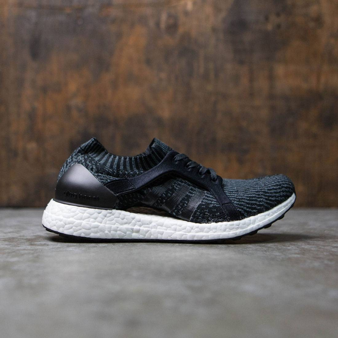 17efdc071193d cheap adidas ultra boost uncaged core black solid grey tmall original shoes  sale uk  adidas women ultraboost x (black solid grey onix)