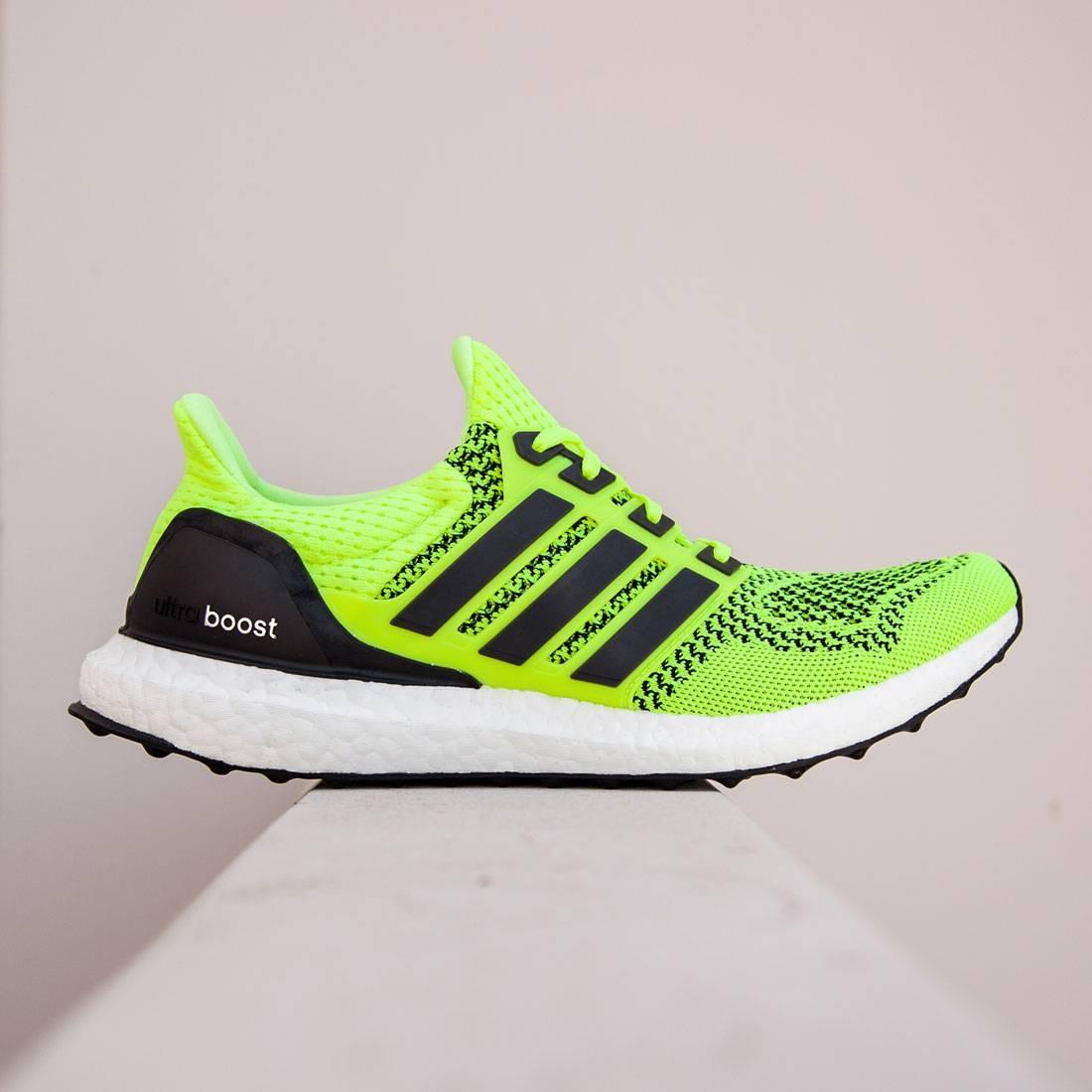 15b6103ff64b Adidas Men Ultra Boost (yellow solar yellow core black) ...