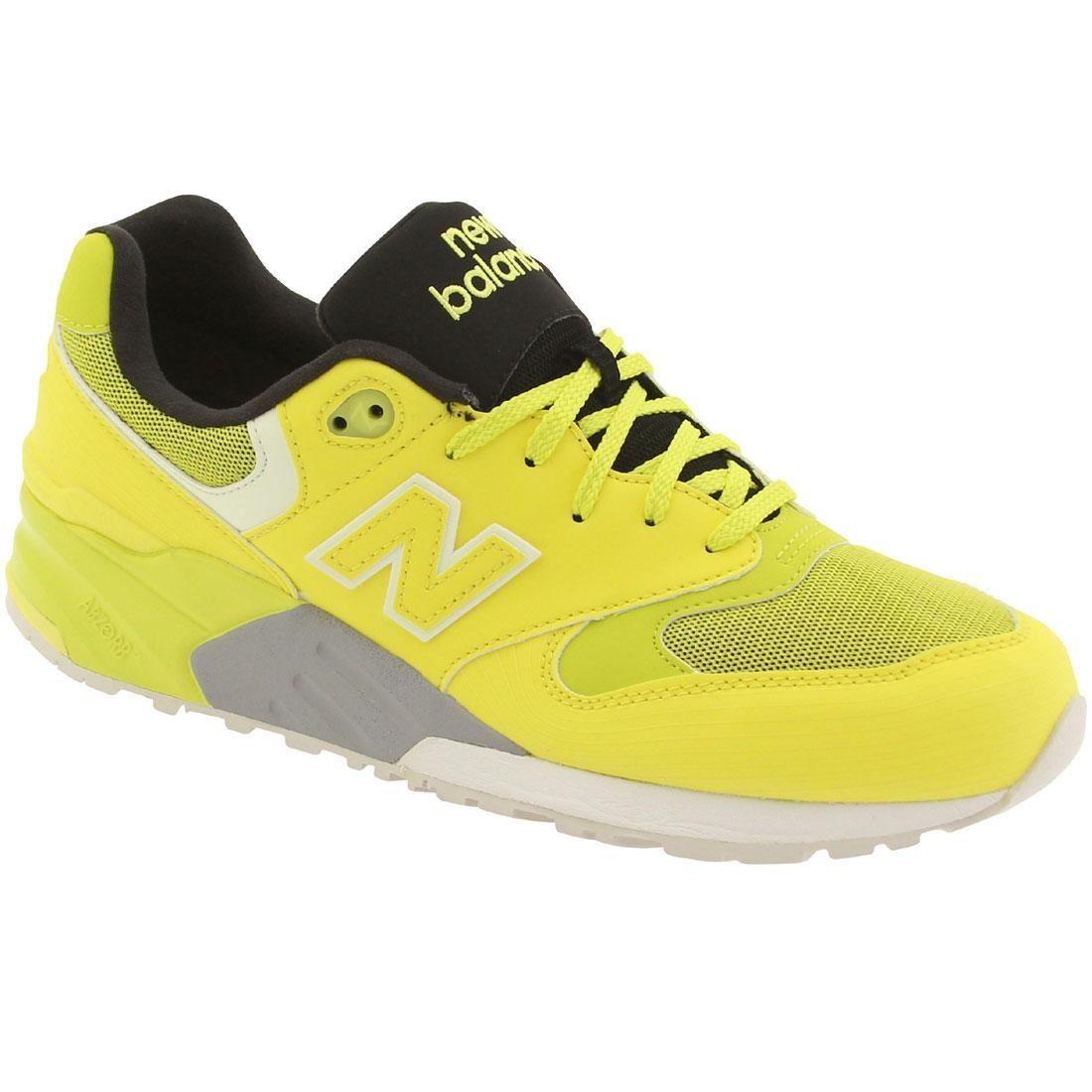 """f6484e1caa46 ... newbalance ML999 PB BLACK GRAY YELLOW  new balance 999 yellow and black   new balance 999 yellow  New Balance 999 """"Mecha"""" – Grey   Yellow  New Balance  ..."""