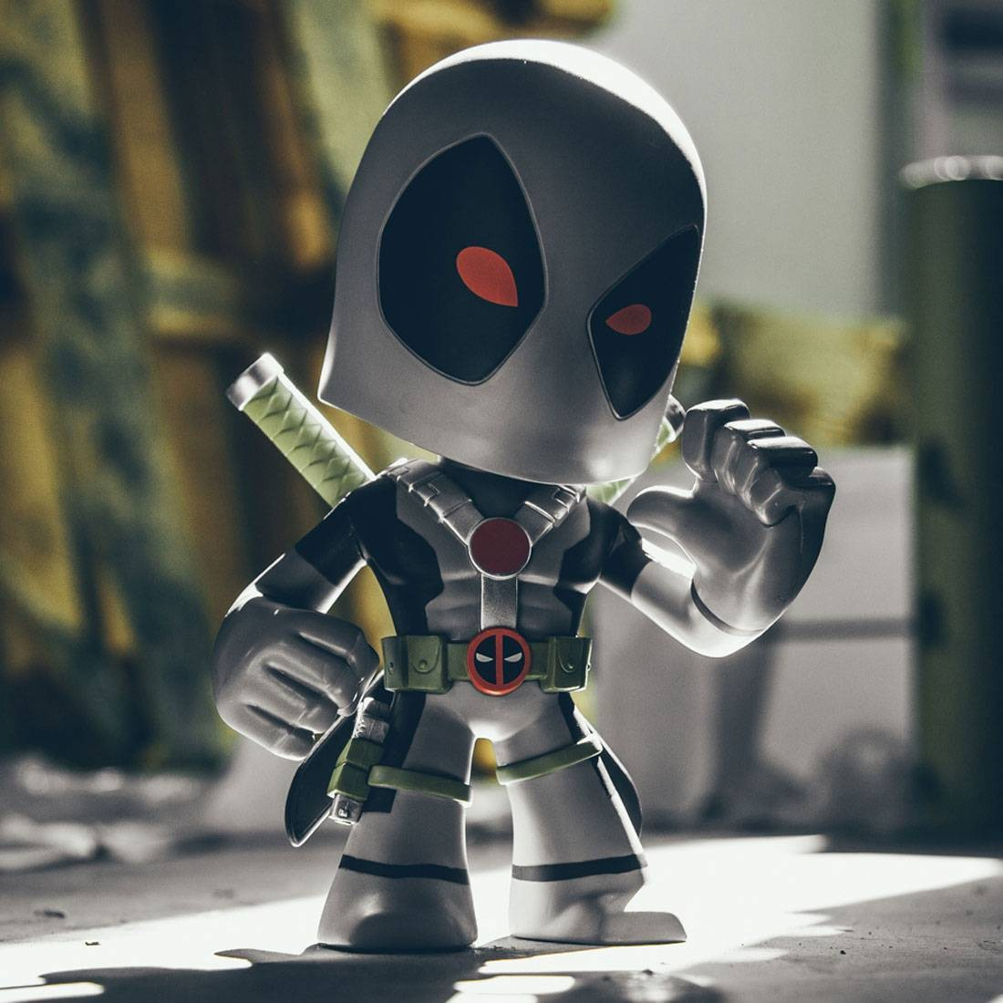 Bait Wondercon Exclusive X Funko Marvel Deadpool Super