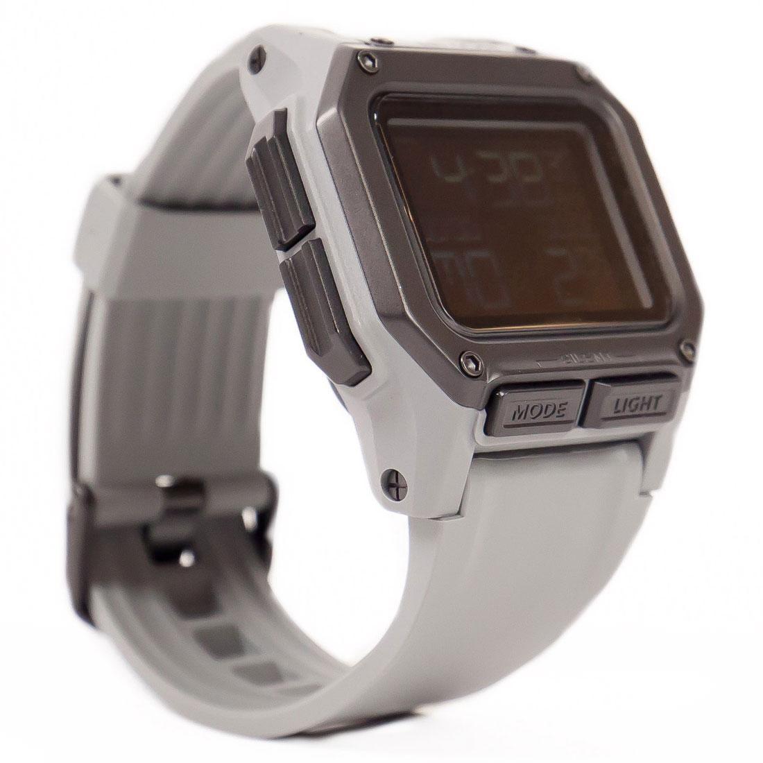 Nixon Regulus: Nixon Regulus Watch Gray Gunmetal