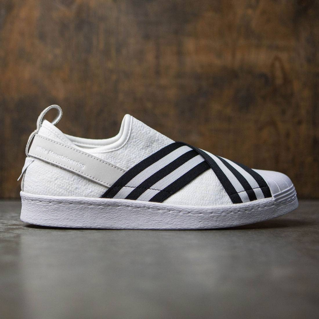 4210b0c86a34 Buy adidas superstar slip on mens white   OFF70% Discounted