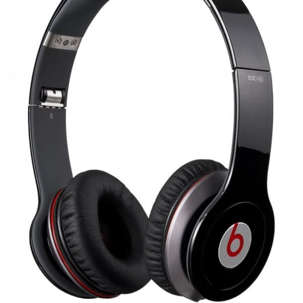 Beats By Dre Solo Over-Ear Headphones (black)