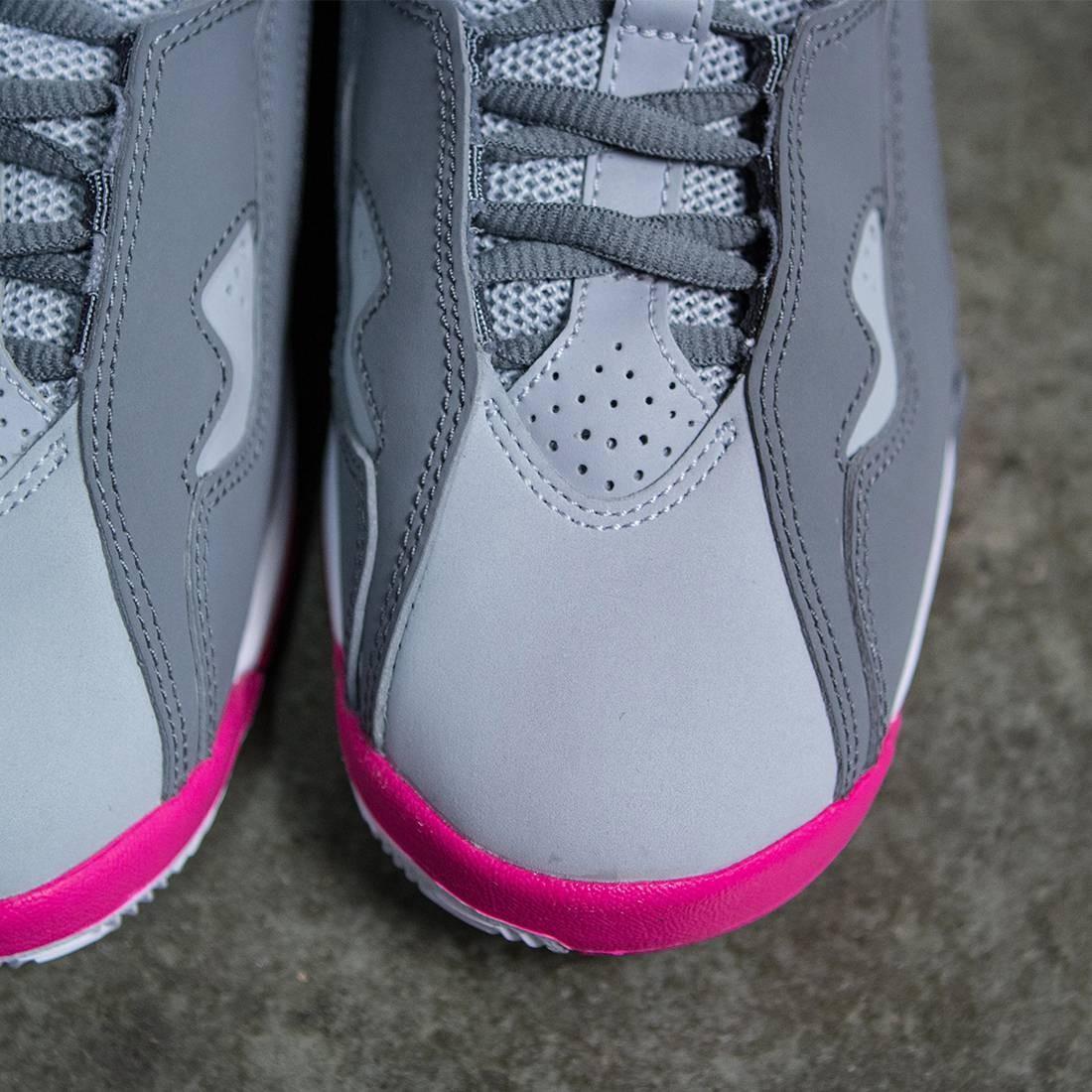 sports shoes 2fa28 0f9b9 ... Jordan True Flight Cool Grey  Jordan Big Kids Girls  Jordan True Flight  (GS