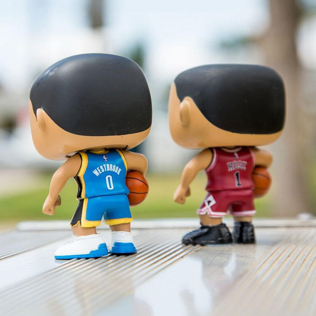 Bait X Funko Pop Convention Exclusive 2 Pack Derrick Rose