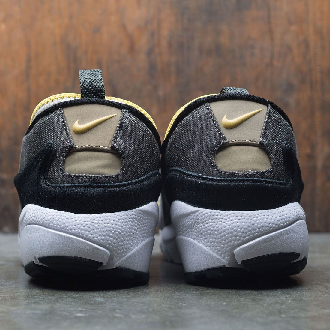 low cost 303b2 64bf4 ... Nike Men Air Footscape Nm (sequoia mineral gold-khaki-wolf grey) ...