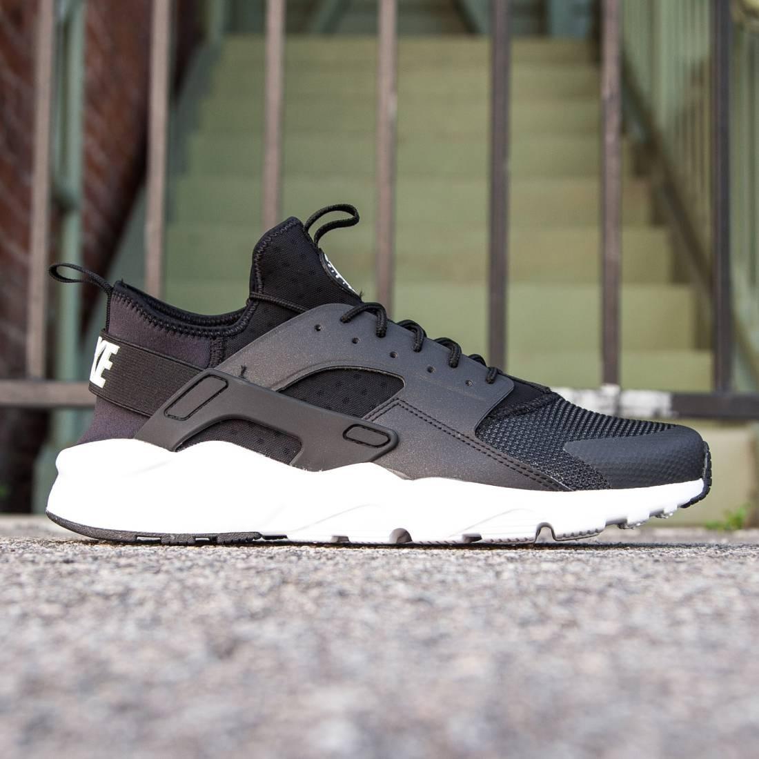 buy popular 6d394 076fc Nike Air Huarache Ultra Run Black