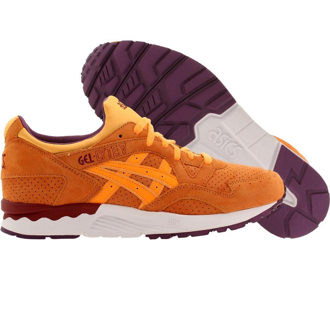 Buy asics gel lyte v orange > Up to OFF76% Discounted