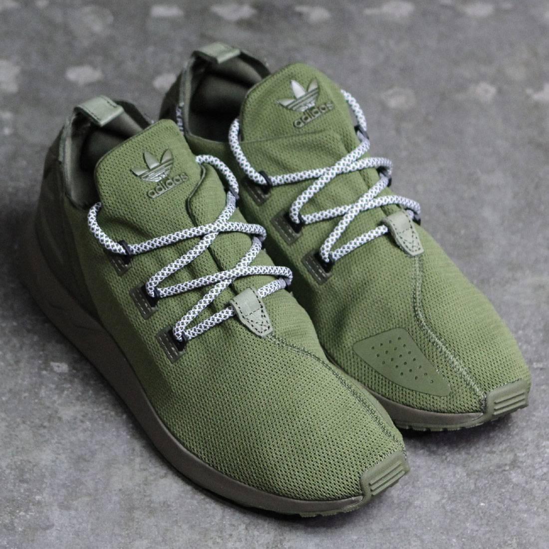 timeless design 8d3eb 53bac ... Adidas Men ZX Flux ADV X (olive   olive cargo   core black   footwear  ...